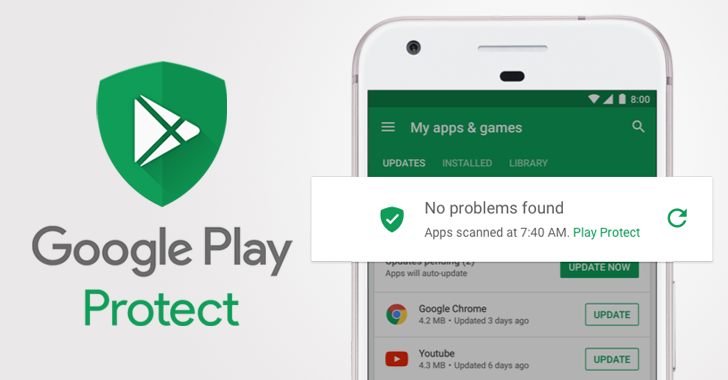 Google Adds New Behavior-Based Malware Scanner To Every Android Device