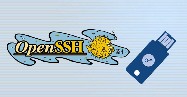 openssh fido security keys