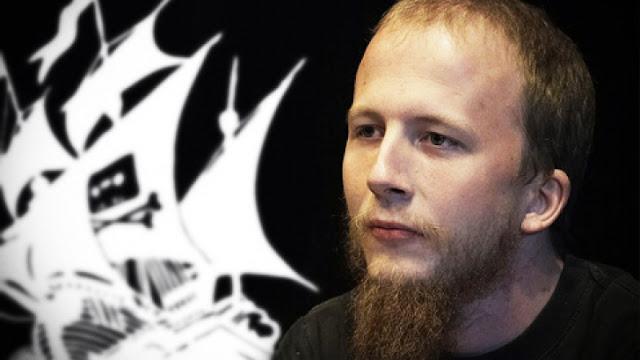 Gottfrid Svartholm Warg sentenced to two years in jail