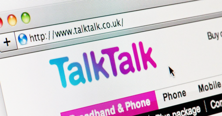 TalkTalk Hacked; 4 million Credit Card profiles may have been Stolen