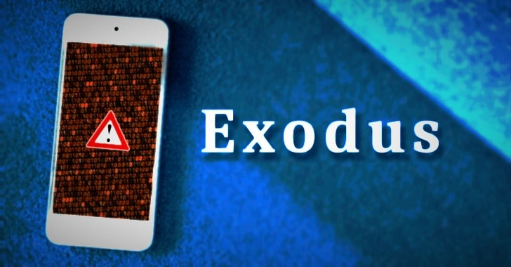 'Exodus' Surveillance Malware Found Targeting Apple iOS Users