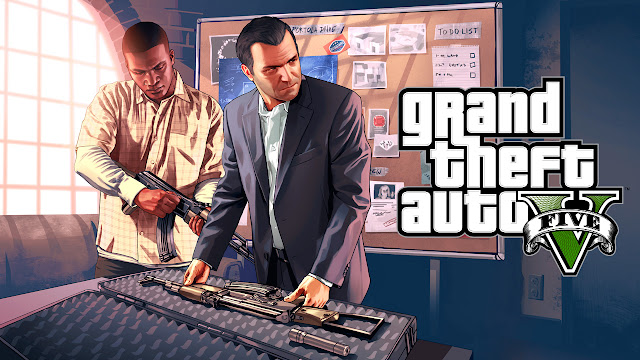Warning : Fake Grand Theft Auto V torrent spreading malware
