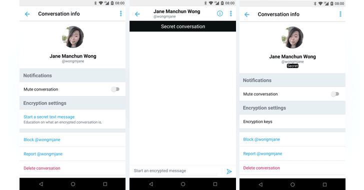 Twitter is Testing End-to-End Encrypted Direct Messages