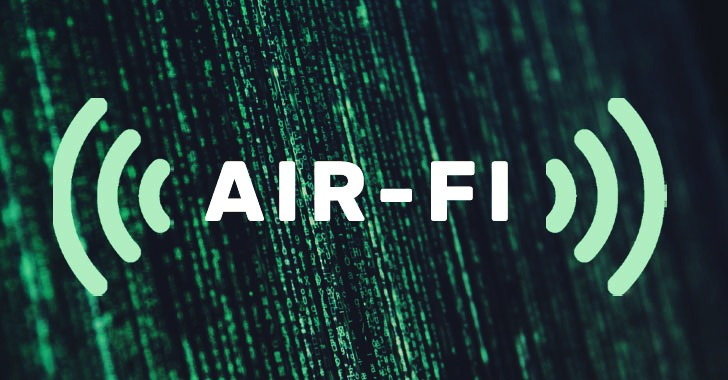 Exfiltrating Data from Air-Gapped Computers via Wi-Fi Signals (Without Wi-Fi Hardware)