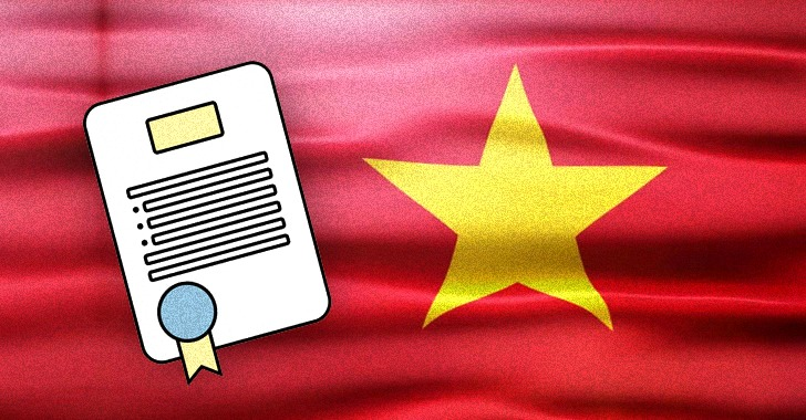 Vietnam Government Certification Authority