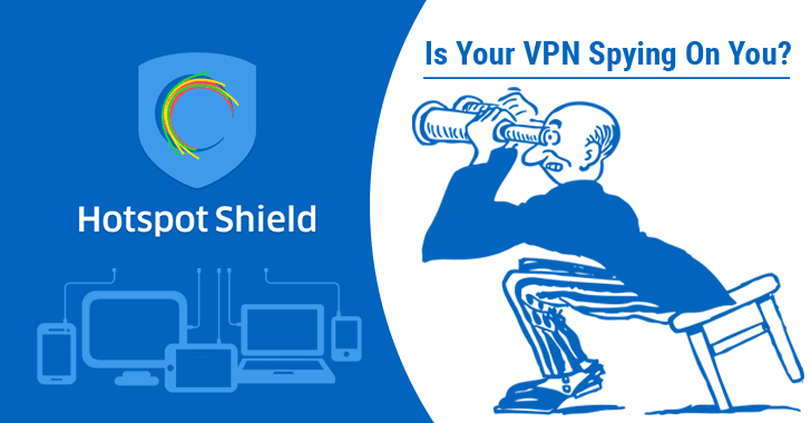 Hotspot Shield VPN Accused of Spying On Its Users' Web Traffic