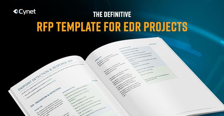 RFP Templates for EDR/EPP