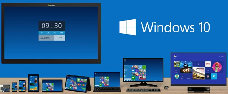 One Operating System for All Devices: Windows 10