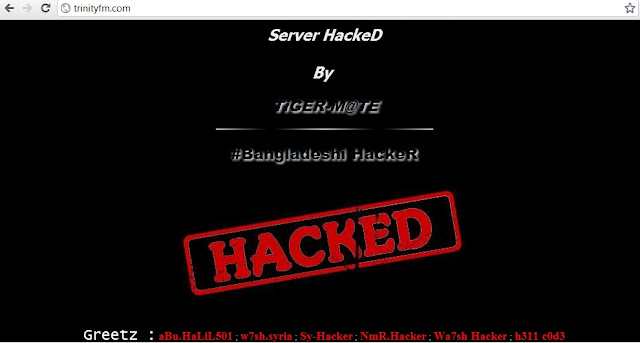 700,000 sites on Inmotion Hosting Server hacked by TiGER-M@TE in one shot !