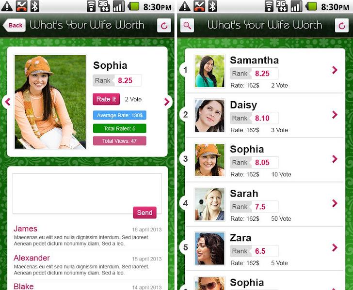 Madison dating app