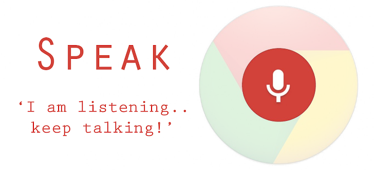 Converting Google Chrome into a Bugging Device by exploiting Speech Recognition feature