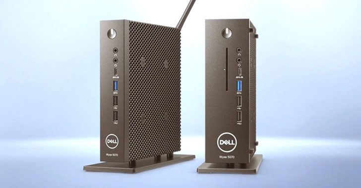 Two Critical Flaws — CVSS Score 10 — Affect Dell Wyse Thin Client Devices