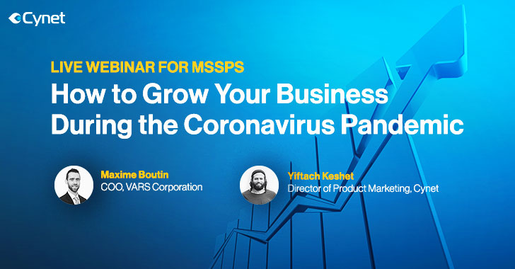Webinar: How MSSPs Can Overcome Coronavirus Quarantine Challenges