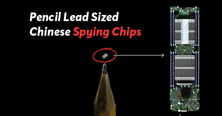 china spying micochips