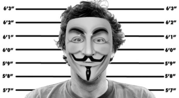 Anonymous hacker arrested for attacking Home Secretary website