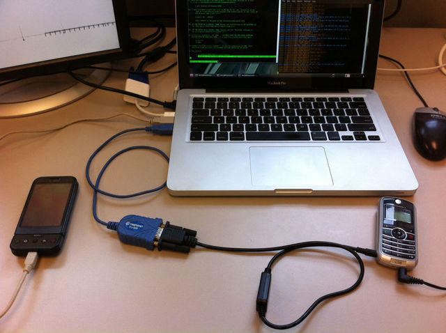 How Hackers can Track your Mobile phone with a cheap setup ?
