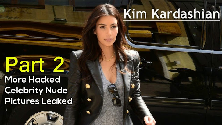 More Celebrity Photos Leaked — Kim Kardashian and Others Targeted