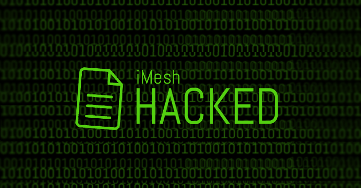 Over 51 Million Accounts Leaked from iMesh File Sharing Service
