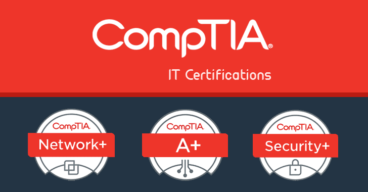 CompTIA Certification Training — Get Online Courses @ 95% OFF
