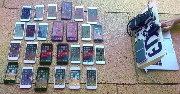 Google Hacker Details Zero-Click 'Wormable' Wi-Fi Exploit to Hack iPhones