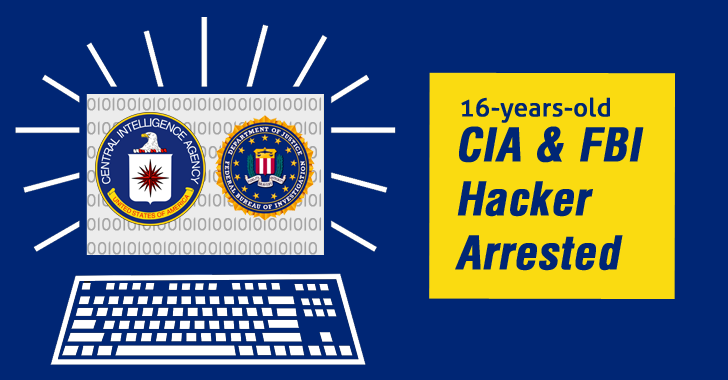 Police Arrest 16-year-old Boy Who Hacked CIA Director