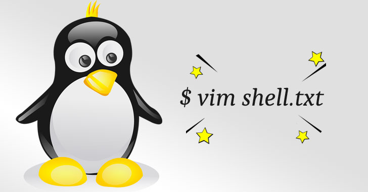 Your Linux Can Get Hacked Just by Opening a File in Vim or Neovim Editor