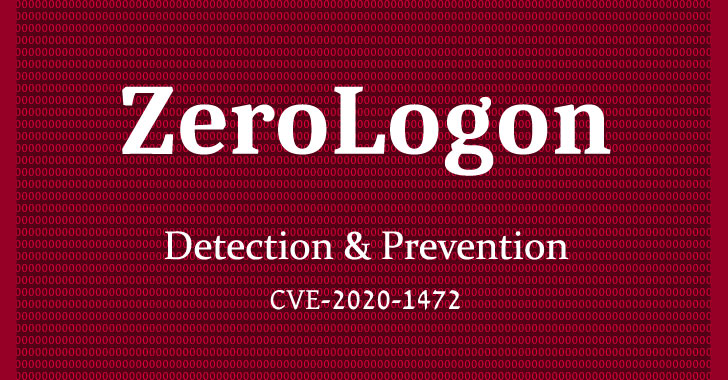 Detecting and Preventing Critical ZeroLogon Windows Server Vulnerability