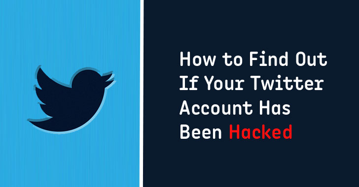 How To Check If Your Twitter Account Has Been Hacked