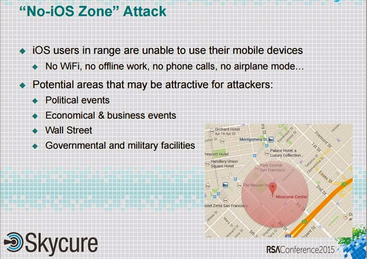 iOS 8 Vulnerability Lets Hackers Crash Any iPhone and iPad Within Wi-Fi Range