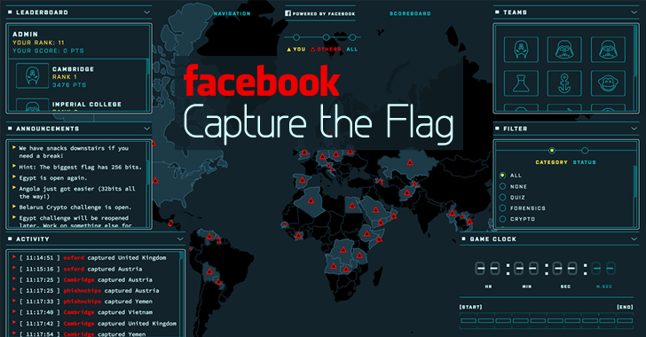 Facebook Open Sources its Capture the Flag (CTF) Platform
