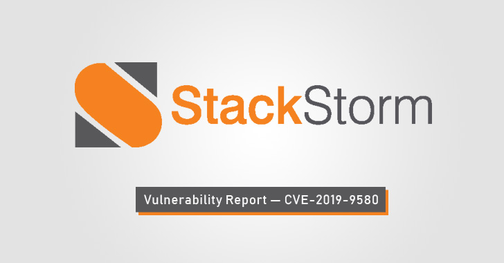 Severe Flaw Disclosed In StackStorm DevOps Automation Software