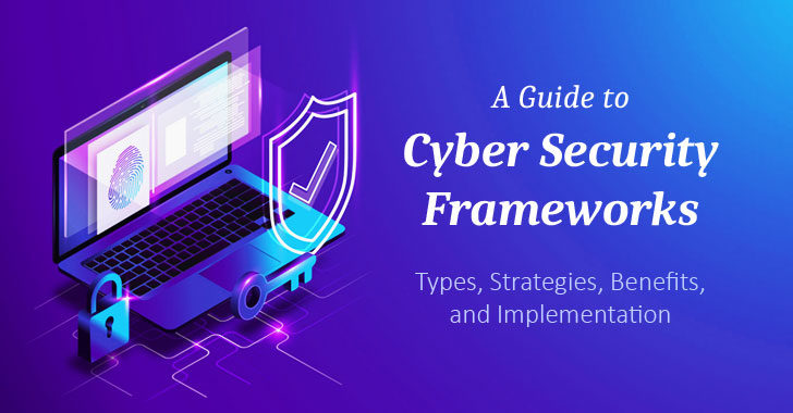 Cybersecurity Frameworks — Types, Strategies, Implementation and Benefits