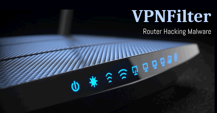 VPNFilter Router Malware Adds 7 New Network Exploitation Modules