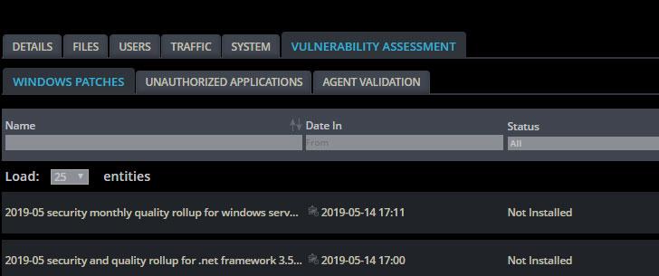 Cynet Vulnerability Assessment