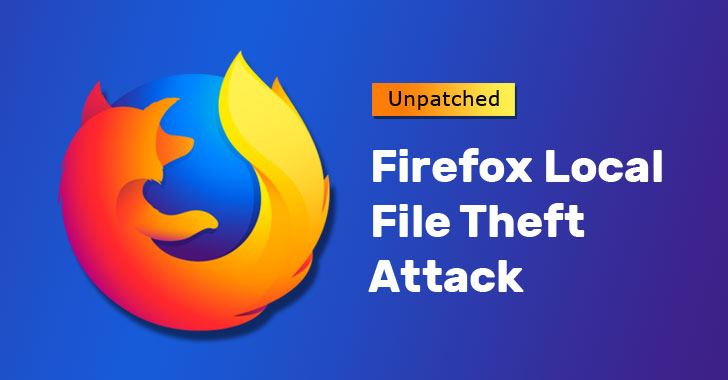 17-Year-Old Weakness in Firefox Let HTML File Steal Other Files From Device