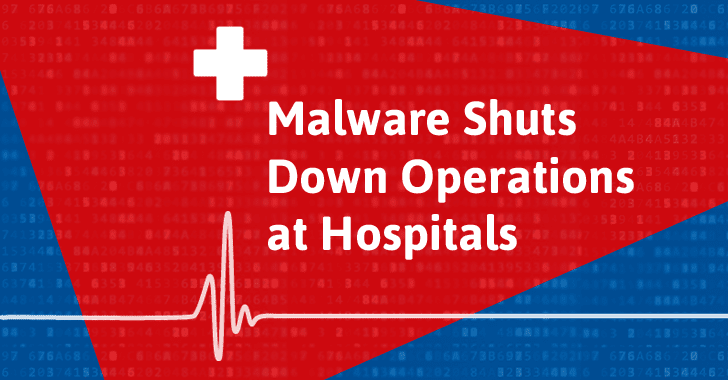 Hundreds Of Operations Canceled After Malware Hacks Hospitals Systems