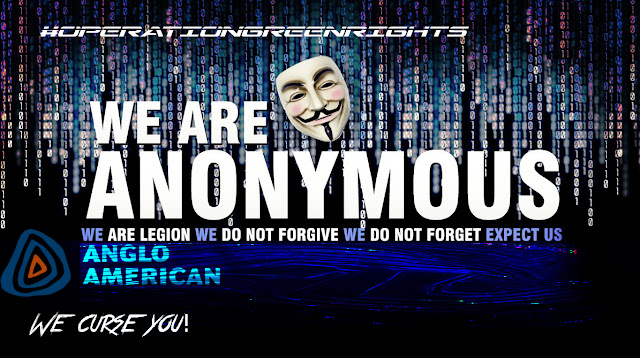 World's largest platinum producer 'Anglo American' hacked by Anonymous