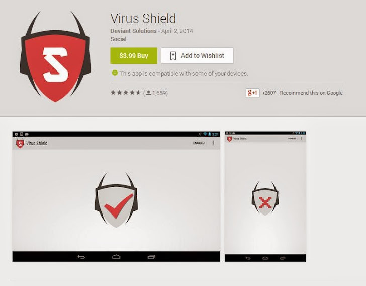 Google Gives Refund to Thousands of Buyers Who Bought Bogus Android AntiVirus App
