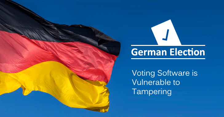 Proof It's Possible to Hack German Elections; Hackers Tampered with Voting-Software