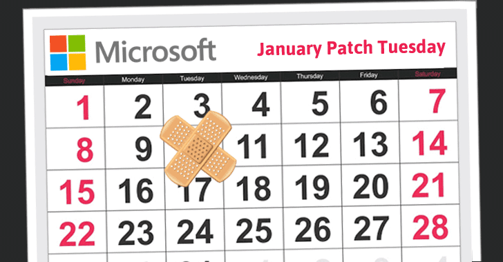 Microsoft Releases 4 Security Updates — Smallest Patch Tuesday Ever!