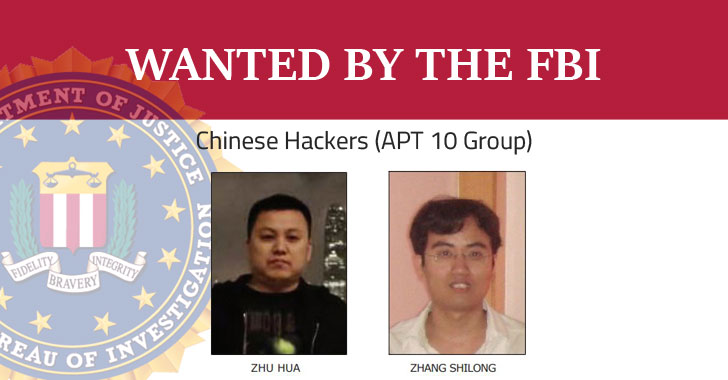 US Indicts Two Chinese Government Hackers Over Global Hacking Campaign