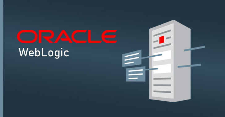 New Critical Oracle WebLogic Flaw Under Active Attack — Patch Now