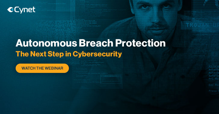 Webinar — Autonomous Breach Protection: The New Security Paradigm Shift