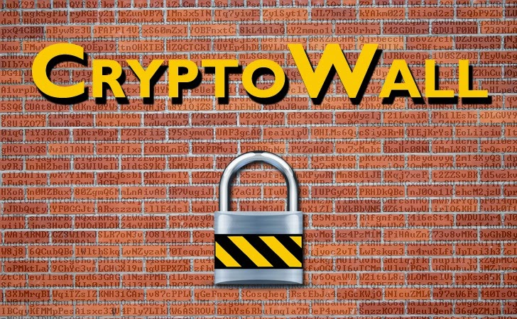 New Cryptowall Ransomware Spreading Rapidly through Malicious Advertisements