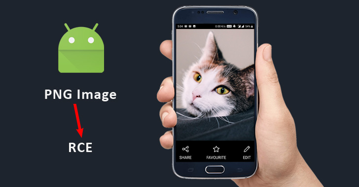 Android Phones Can Get Hacked Just by Looking at a PNG Image