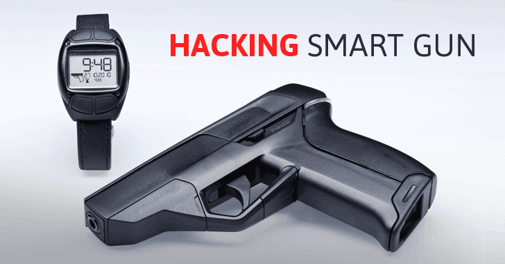 Hacking A $1500 'Smart Gun' With $15 Magnets