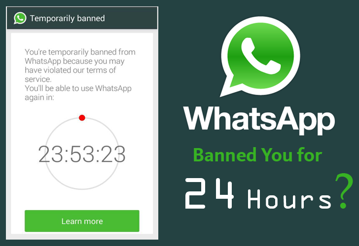 Whatsapp Banned Users For Using WhatsApp PLUS App