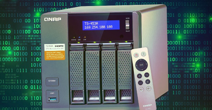 QSnatch Data-Stealing Malware Infected Over 62,000 QNAP NAS Devices