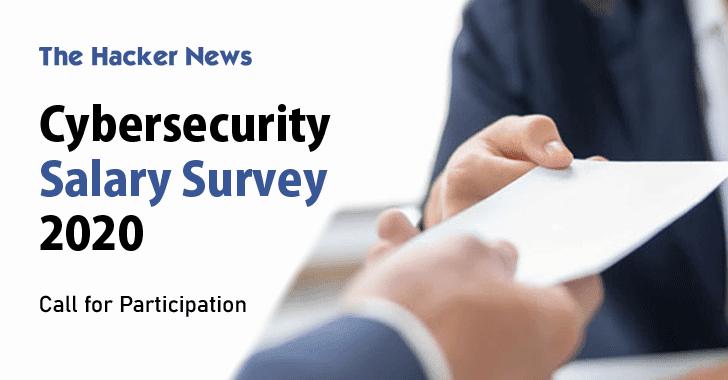 cybersecurity salary survey