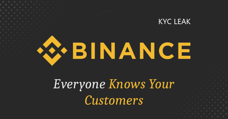 binance kyc leak